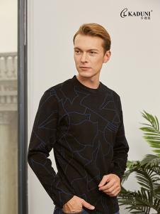 2018卡度尼男装时尚毛衣