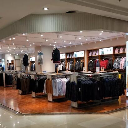 恭喜罗蒙新零售山东青岛胶州区新源购物广场店盛大开业