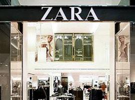 快到飞起?Zara一口气增加了106个新线上市场