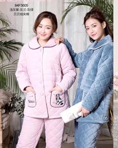 安之伴 给自己备件舒适、保暖的秋冬家居服