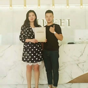 恭喜龚女士加入音非时尚集团!