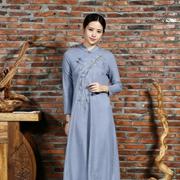 刚入冬搭配什么衣服好看,木棉道中国风女装搭配好看吗?