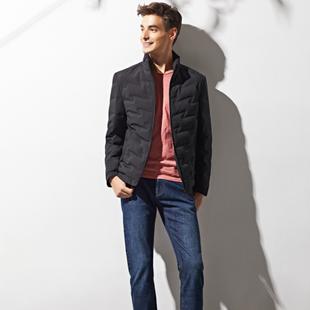 开男装实体店!加盟shanshan杉杉男装 拥有较好品牌美誉度和市场占有率!