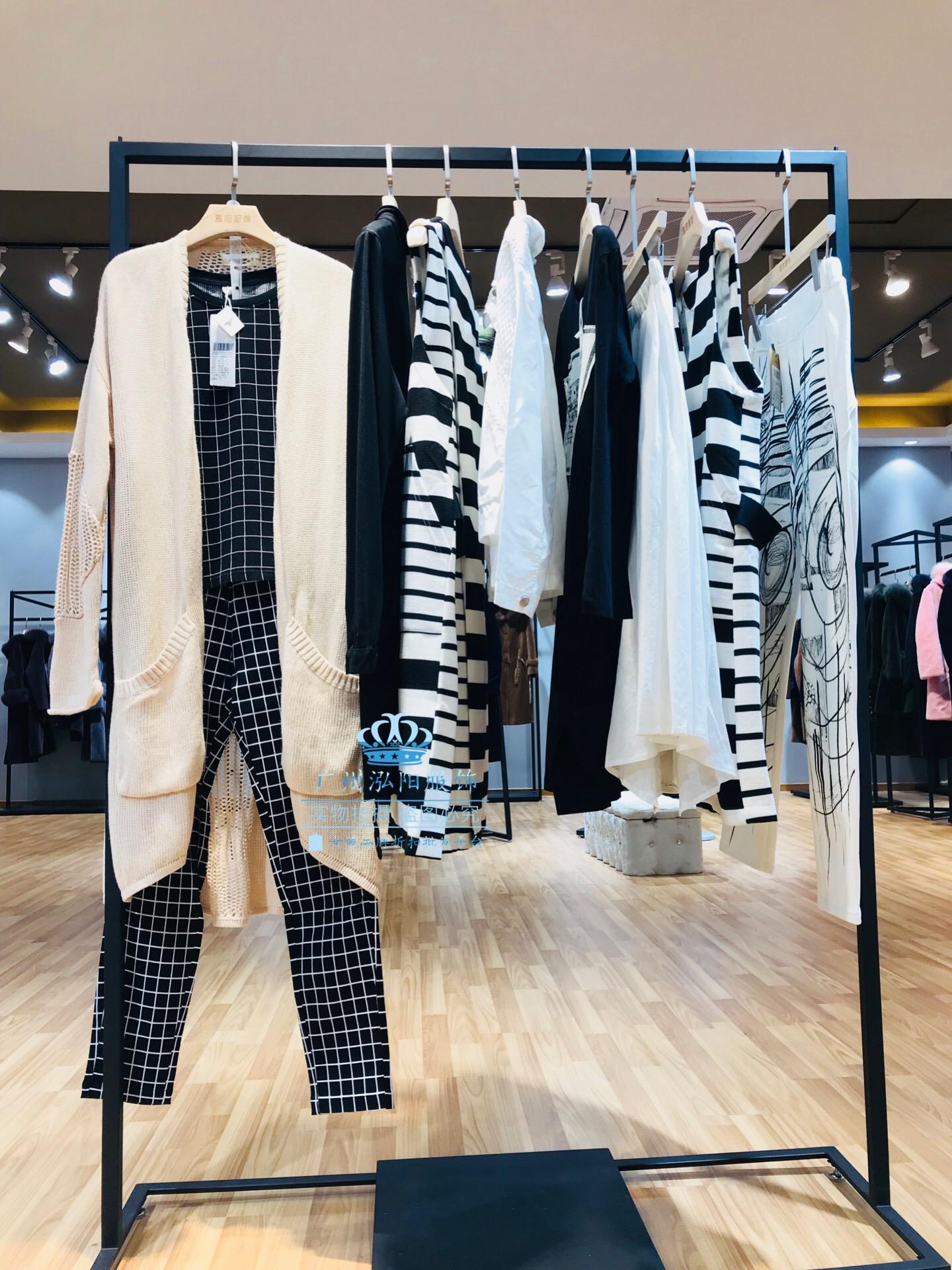 私人衣橱品牌女装折扣批发一手货源
