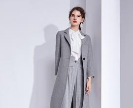 热烈祝贺中国服装网协助广西韦姐成功签约艾丽哲女装!