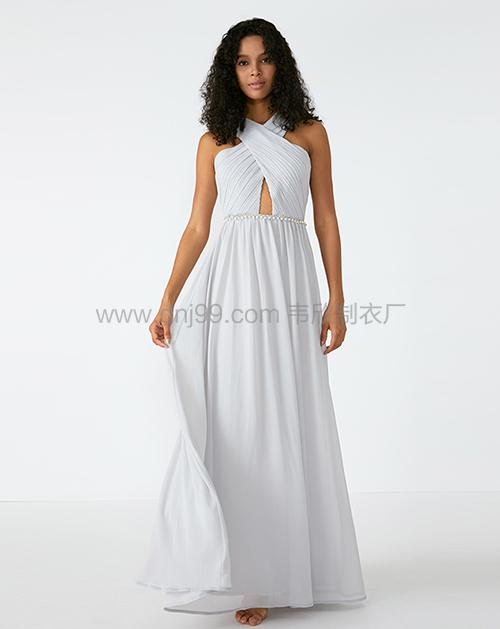 女式露背连衣裙一手货源