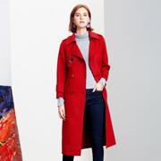 什么款式的红色单品好看 Venvee樊羽秋冬气质红色单品上新