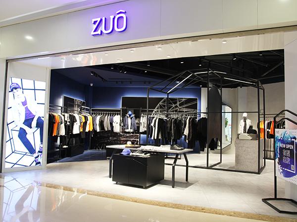 zuo男装品牌店