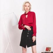 颜值超高的半身裙,莎斯莱思有100种方式让你美美美,太时髦了!