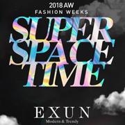 JA&EXUN超时空|虎门时装周邀请函