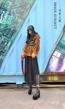 印象主题女装新品