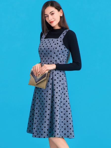 淑女日记连衣裙