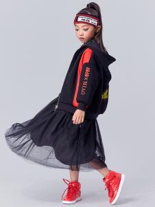 JOJO童装2018女童秋冬新款