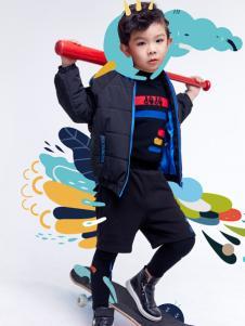JOJO童装2018男童外套