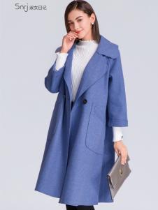 淑女日记冬装大衣