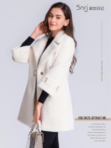 2018淑女日记冬装