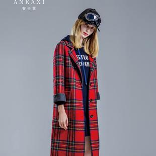 加盟轻淑、时尚、知性风格品牌女装ANKAXI安卡茜怎么样?