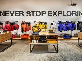 The North Face开首家生活品类店 进一步接近年轻消费者