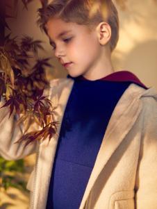 RBIGX瑞比克秋冬新款纯色呢大衣