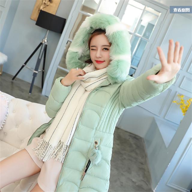 千百惠女装冬季羽绒服一手货源