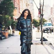 SNOWMAN NEW YORK羽绒服,彰显欧美大气风格!