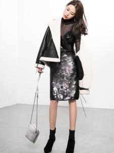 Ms.Leyna女装2018时髦外套