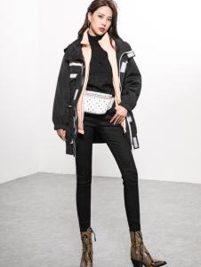 Ms.Leyna女装2018冬款外套