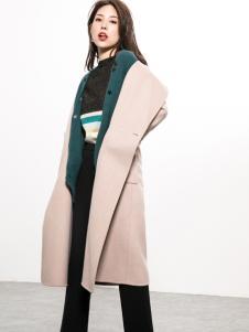 Ms.Leyna女装2018大衣