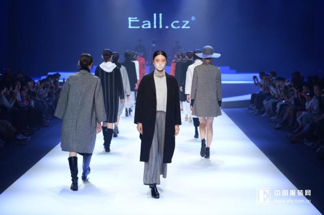 《行者》Eall.cz.时尚发布会闪耀2018虎门时装周