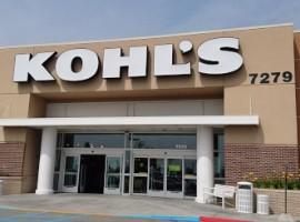 Kohl's 科尔士三季度超预期 股票仍遭投资者抛售