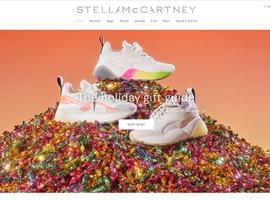 Stella McCartney披露部分财务数据 明年三月脱离开云
