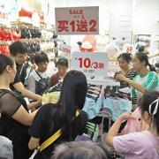 热烈庆祝100%女人携手广西柳州谢老板新店盛大开业!