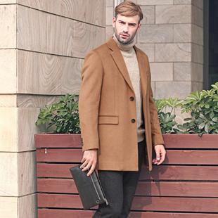 厂家男装品牌加盟 30年老牌男装富绅一站式供货