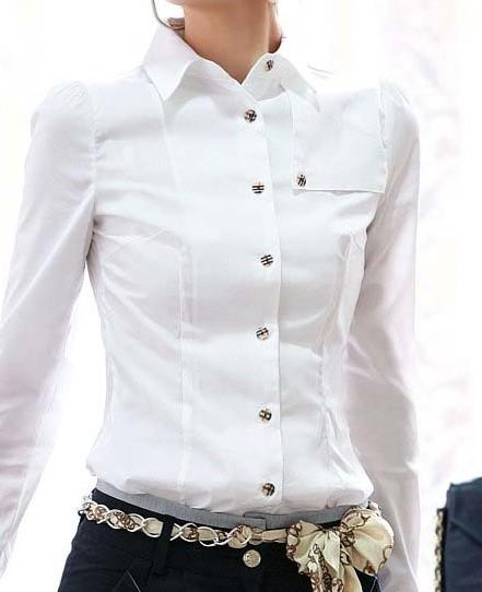女式衬衫定制要注意哪几个方面-美泰来服饰