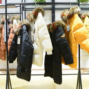 爱弗瑞一家自己有79家直营店的服装批发公司!!