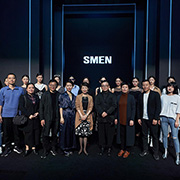 「影」SMEN诗萌 2019SS华美亮相厦门国际时尚周