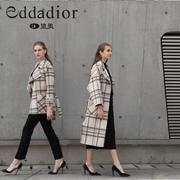 冬大衣越长越时髦,还能穿出175+的摩登感