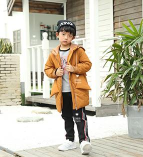 贝格乐品牌童装舒服健康的童装