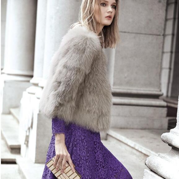 今年女装流行什么颜色,紫色好看吗?