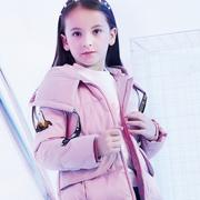 时尚欧韩范杰米熊童装冬季新款上新