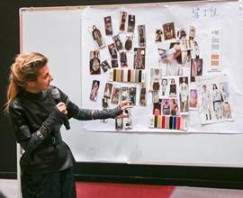 米兰时装周大咖空降长发&设界,国际视角赋能行业名企助推柯桥