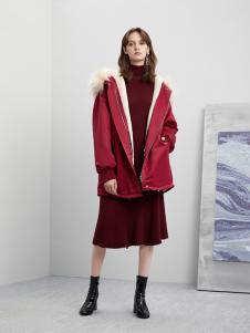 5secs五秒轻潮女装冬装新款外套