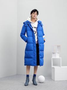 5secs五秒轻潮女装冬装新款羽绒服