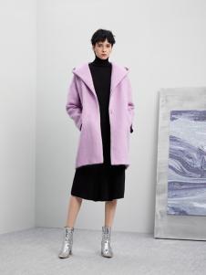 5secs五秒轻潮女装冬装新款大衣