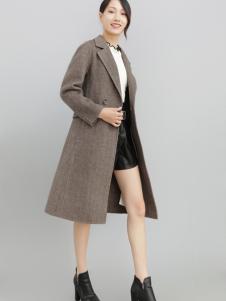 2018雨珊女装大衣