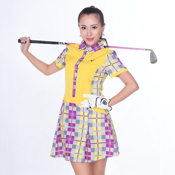 时尚运动女式连衣裙,深圳市晴天雨服饰