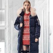 冬天的厚外套这样配色,高级!