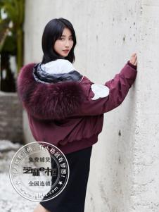 芝麻e柜冬装新款羽绒服