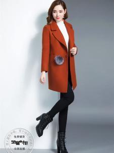 芝麻e柜冬季新款大衣