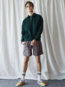 bccd男裝墨綠時尚T恤